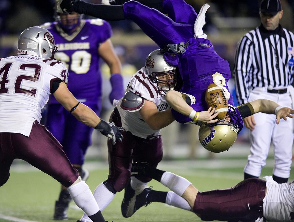 JMU vs Montana College Football Pete Marovich