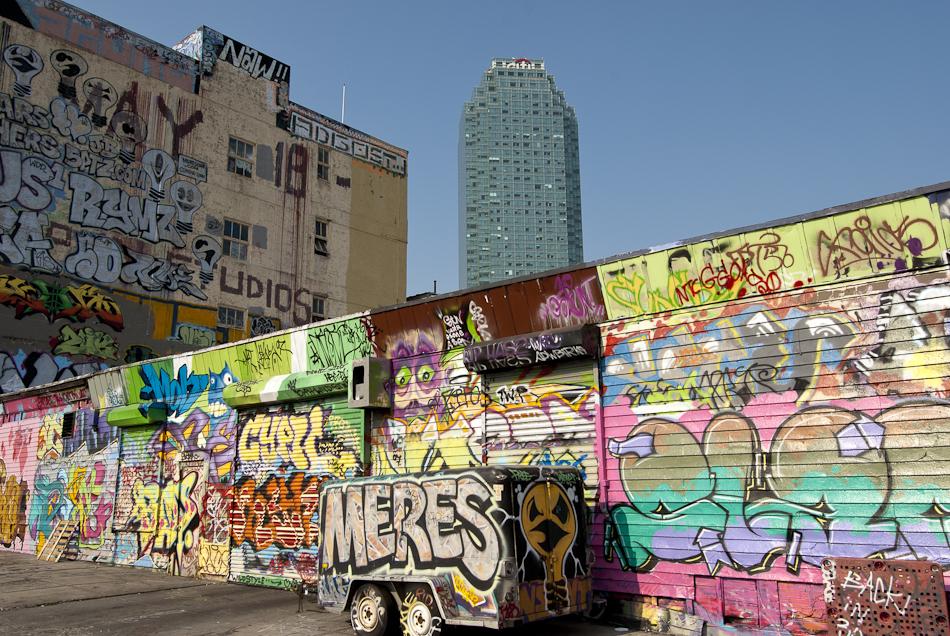 Graffiti Pete Marovich