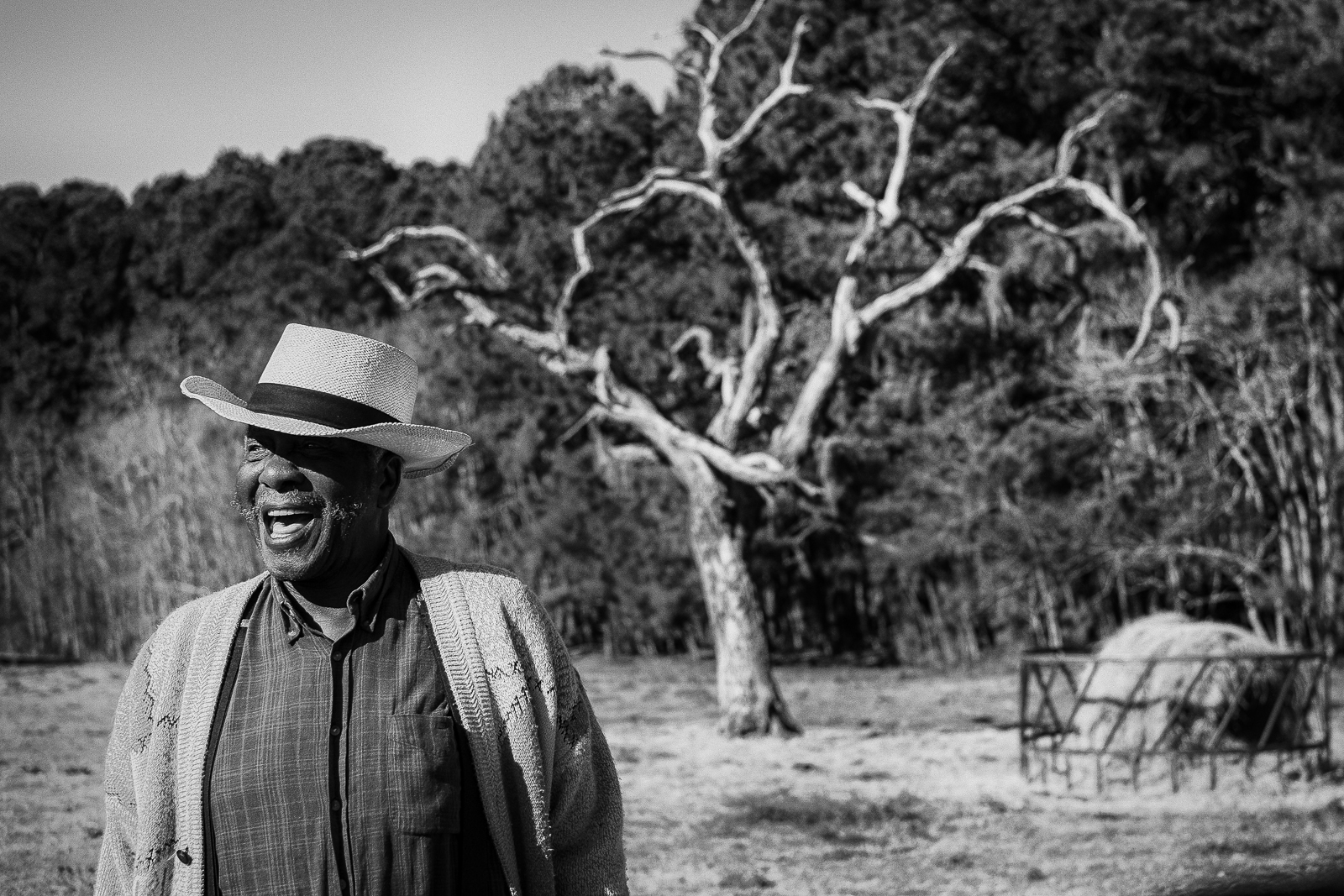 Shadows of the Gullah Geechee Pete Marovich
